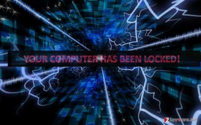 Sharecash Screenlocker does not encode files