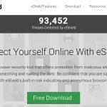 Shield Safe Search virus
