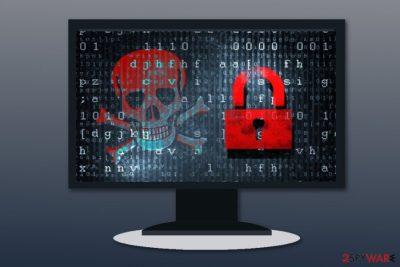 Image of ShiOne ransomware