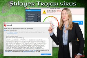 Shlayer Trojan virus
