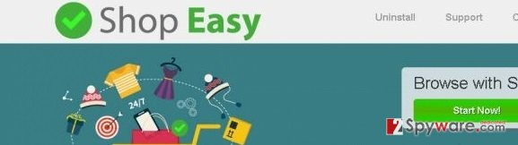 Shop Easy virus