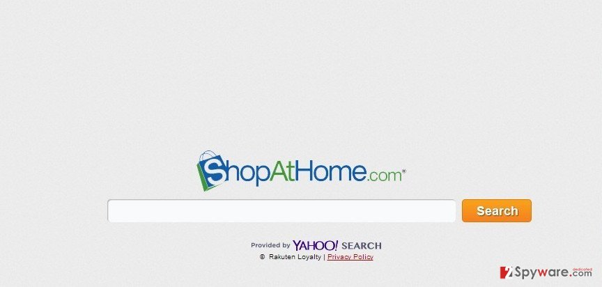 ShopAtHome.com example