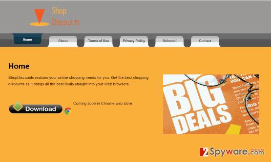ShopDiscounts snapshot