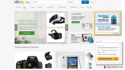 Shopper-Expert ad screenshot