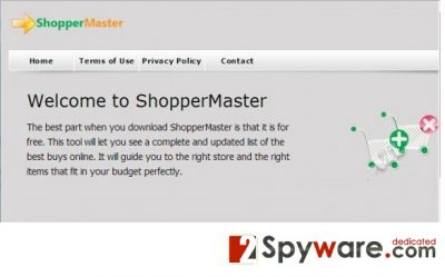 ShopperMaster virus