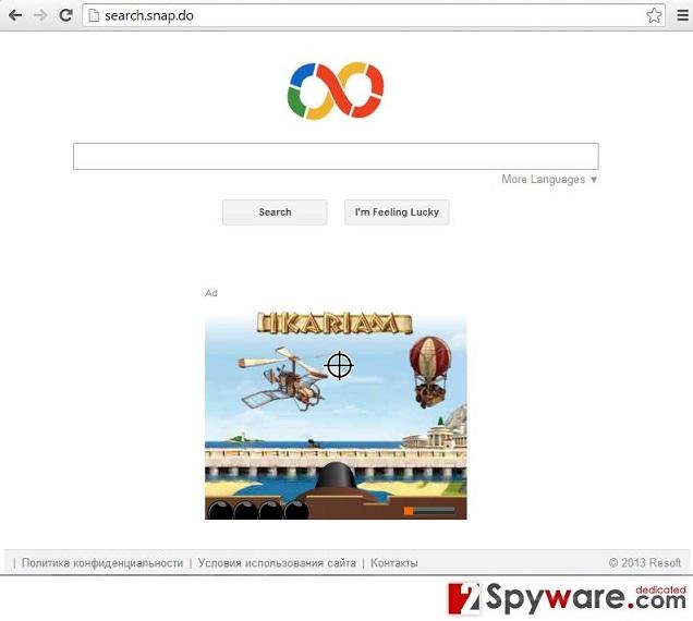 Shopping Helper Smartbar snapshot