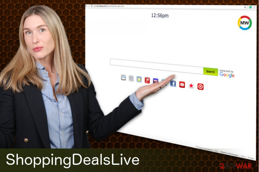 ShoppingDealsLive virus