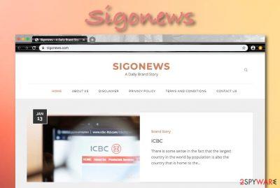 Sigonews virus