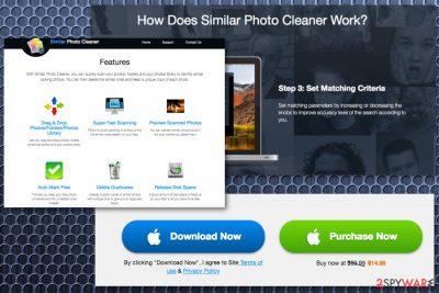 Similar Photo Cleaner tool