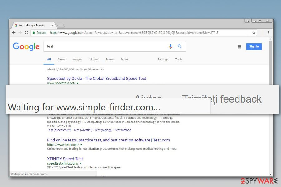 Simple-finder.com examples
