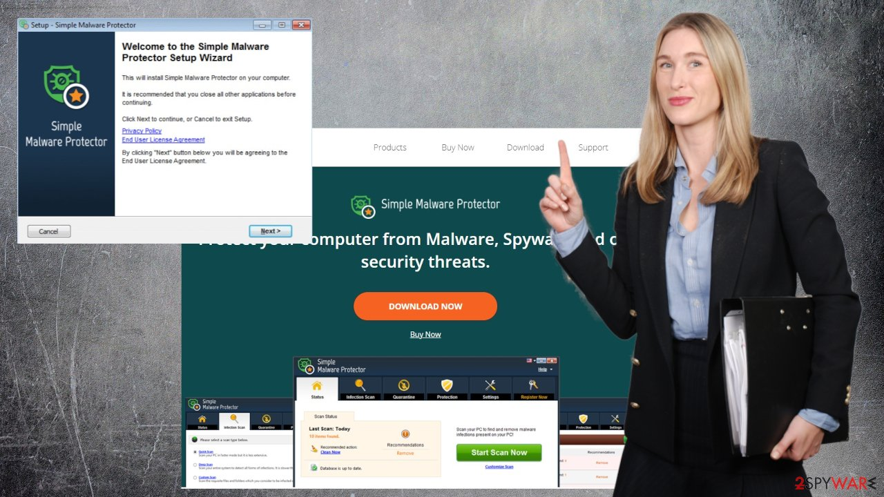 Simple Malware Protector PUA