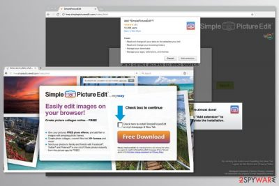 SimplePictureEdit Toolbar download page