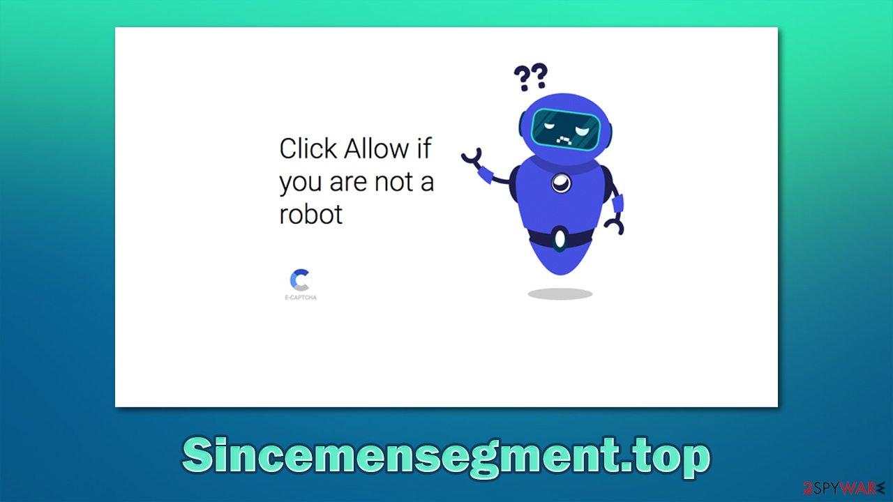 Sincemensegment.top ads