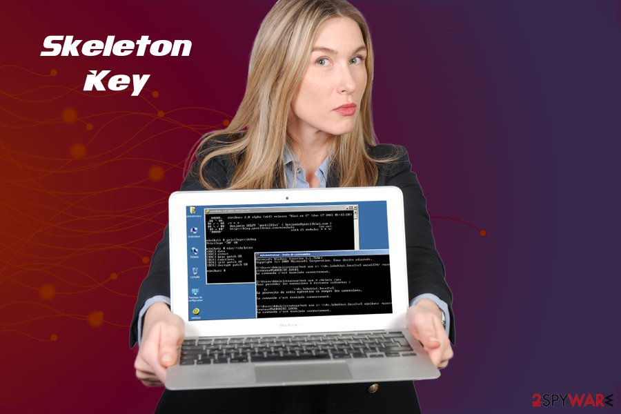 Skeleton Key malware