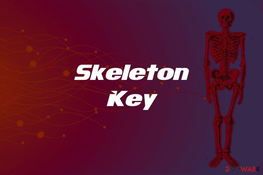 Skeleton Key virus