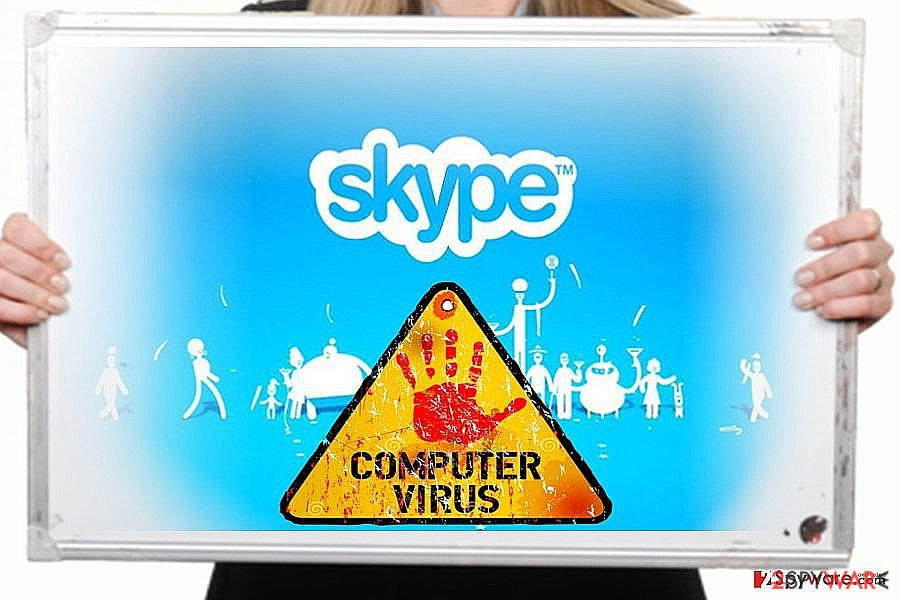 Remove Skype virus (Removal Instructions) - updated Sep 2019