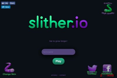 Slither.io PUP