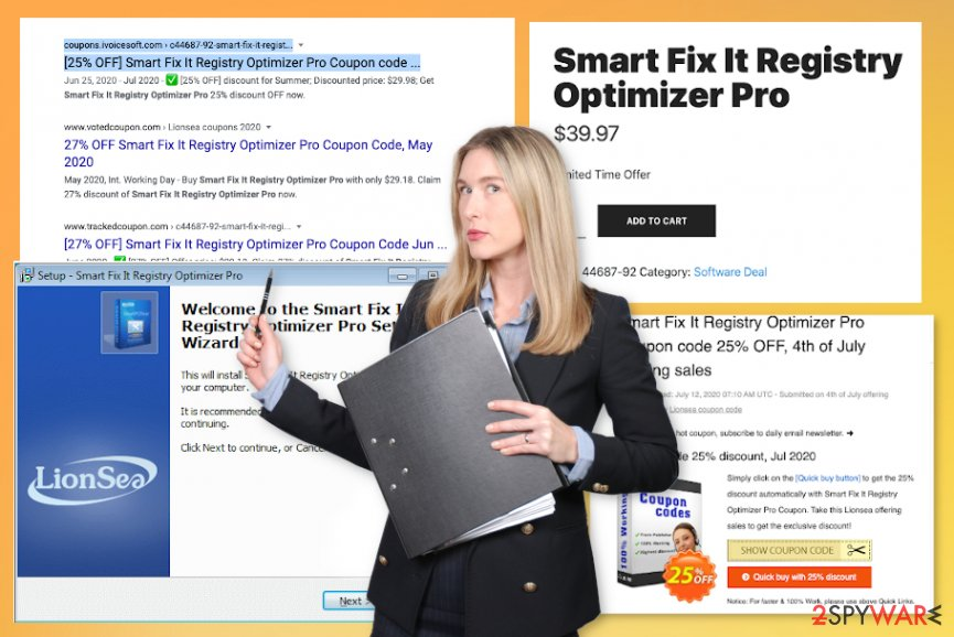 Smart Fix It Registry Optimizer Pro PUP