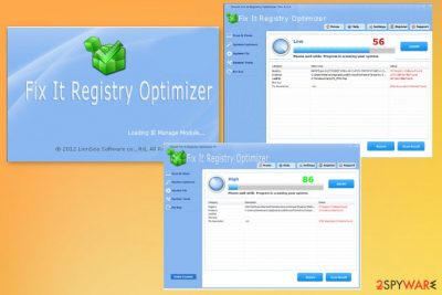 Smart Fix It Registry Optimizer Pro