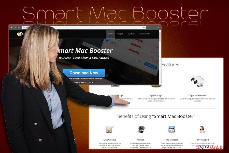 Smart Mac Booster PUP