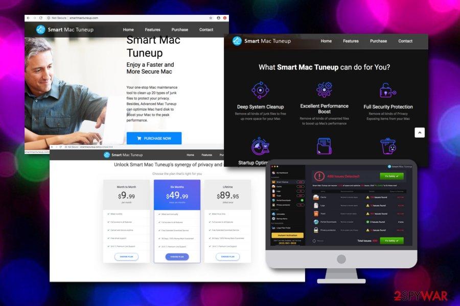 Smart Mac Tuneup optimizer