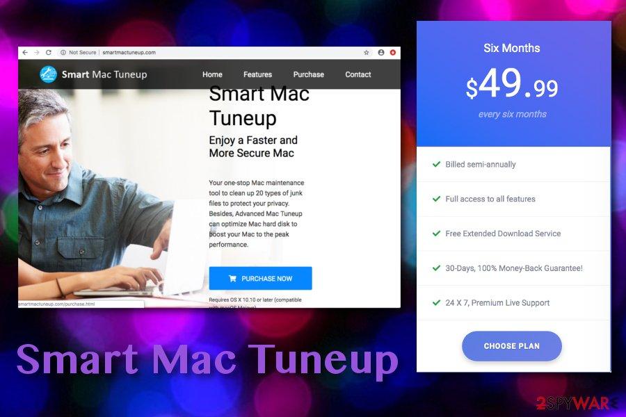 Smart Mac Tuneup PUP
