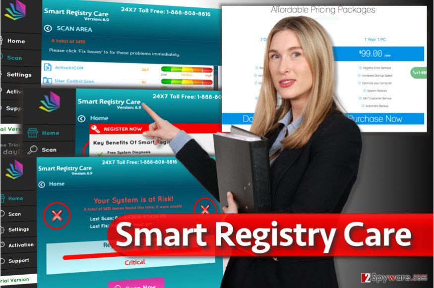Smart Registry Care PUP