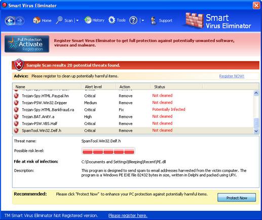 Smart Virus Eliminator