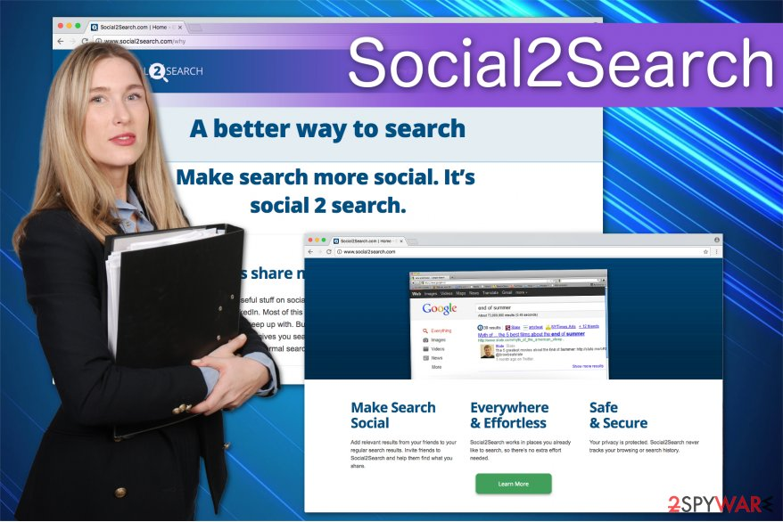 Social2Search image