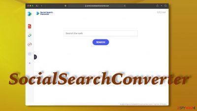 SocialSearchConverter