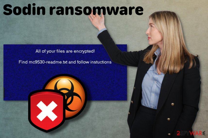 Sodin ransomware