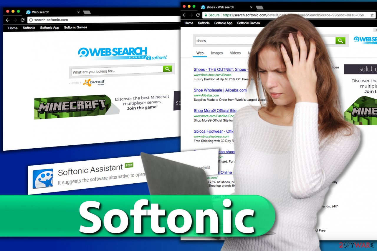Softonic Toolbar