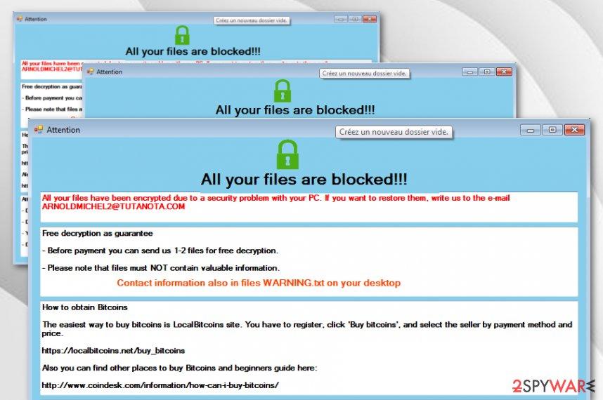 Somik1 ransomware