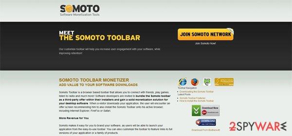 Somoto Toolbar