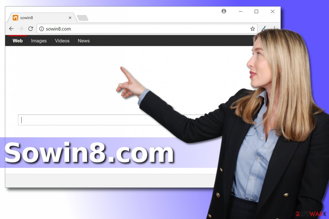 Sowin8.com browser hijacker