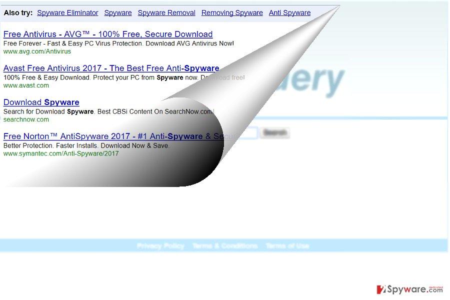 Spacequery.com virus