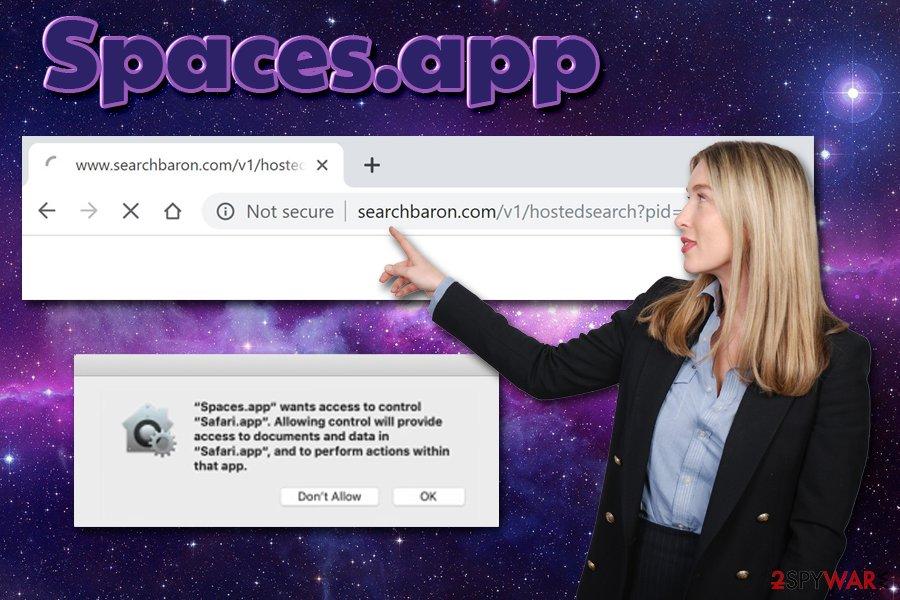 Spaces.app adware