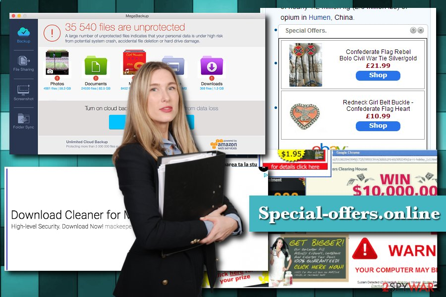Special-offers.online adware