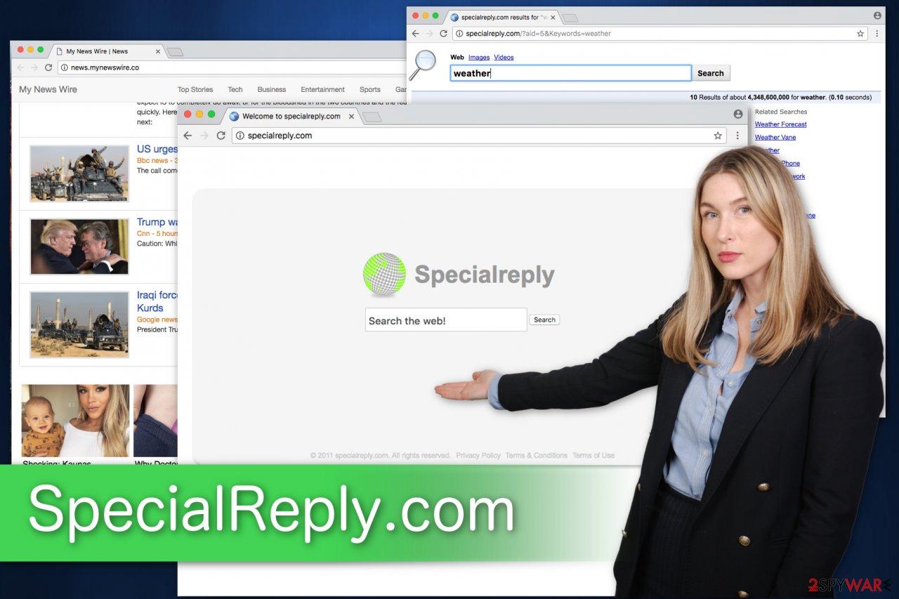 SpecialReply.com virus