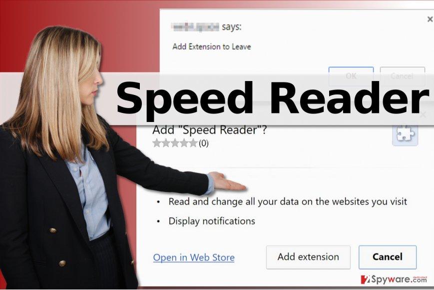 Speed Reader virus