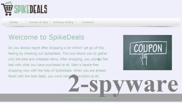 SpikeDeals snapshot