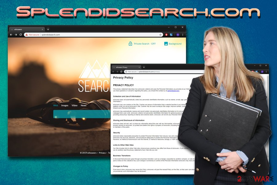 Splendidsearch.com hijack
