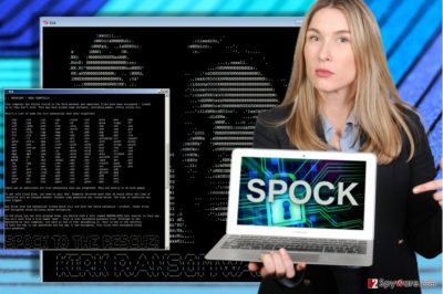 Image of the Spock decryptor