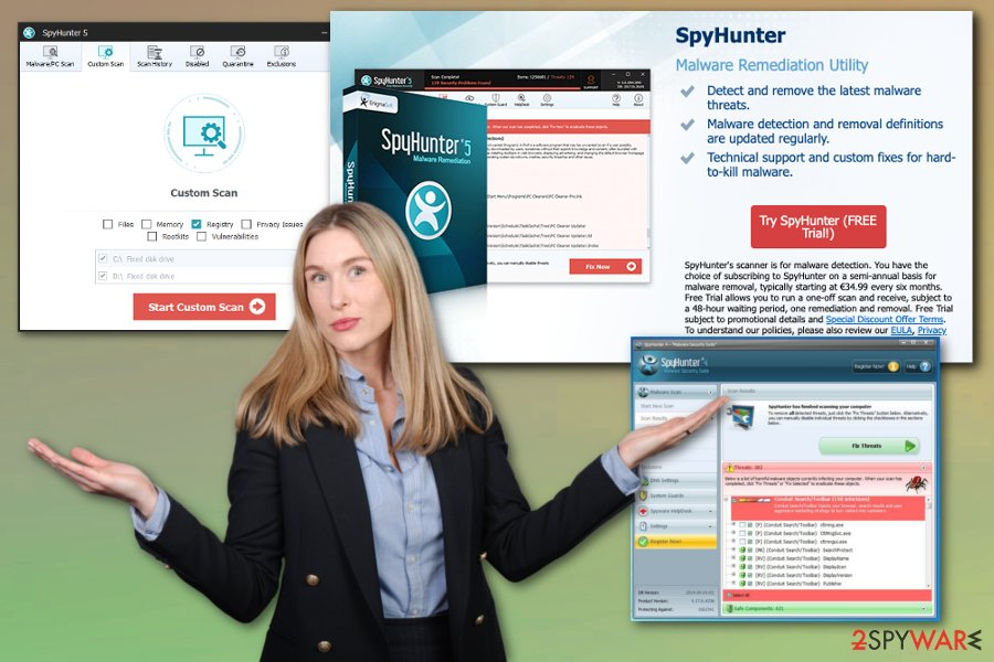 Spyhunter malware