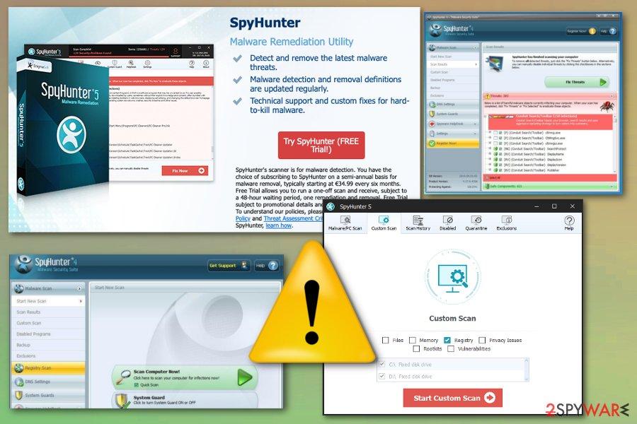 Spyhunter virus