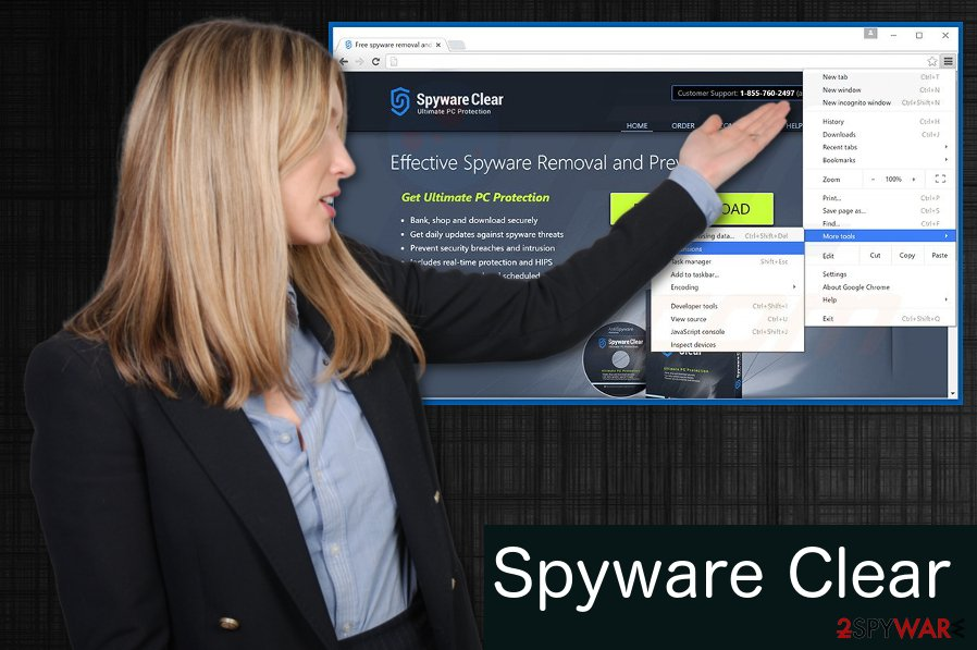 Spyware Clear adware