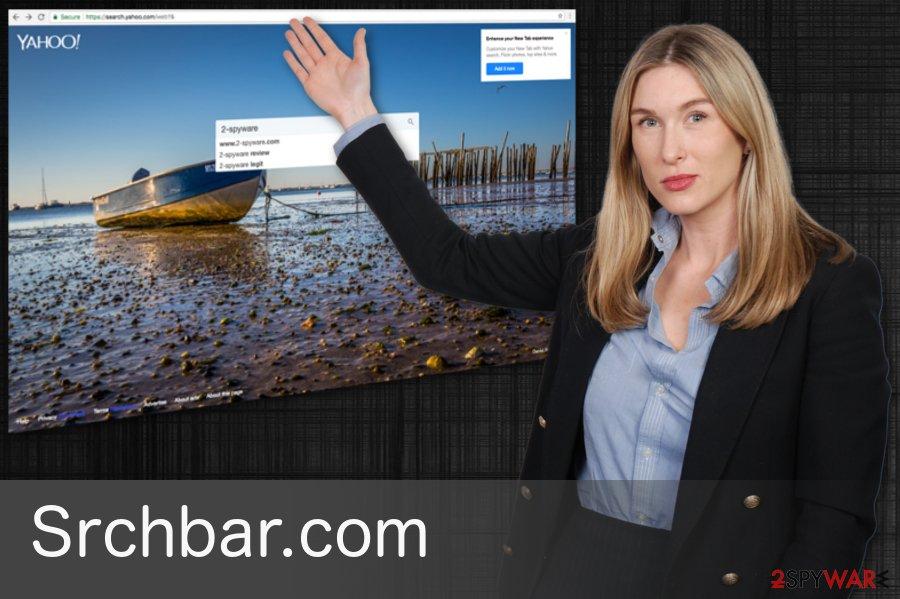 Srchbar.com virus