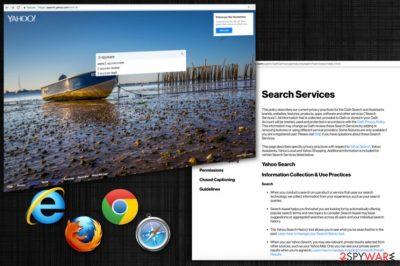 Srchbar.com browser hijacker