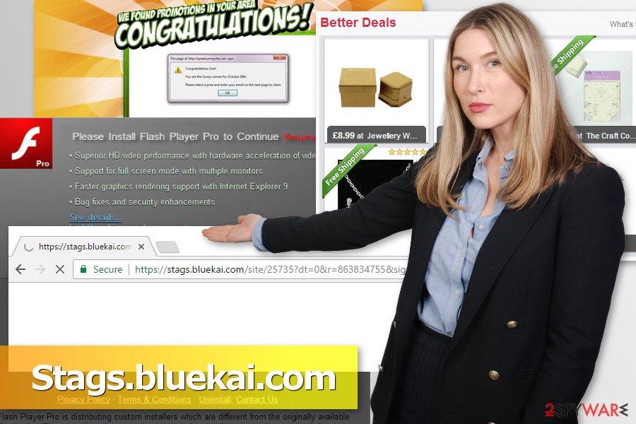 Image of Stags.bluekai.com virus