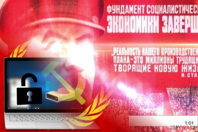 StalinLocker ransomware virus